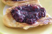 Hausgemachte Marmelade, der französische Weg...