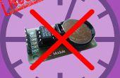 Zeitmessung auf ESP8266 & Arduino Uno ohne eine RTC (Real Time CLock)?