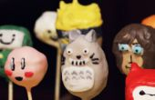 Cartoon & Anime Cake Pops