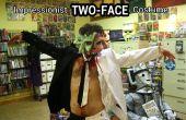 Impressionistischen TWO-FACE Kostüm!