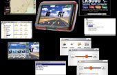 GoFly - Paragliding/Straßennetz/Segelfliegen Höhenmesser-Variometer aus Ihrem Autonavigation