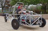 Ein 3-Rad-Fahrzeug-Chassis Engineering