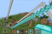 DIY-Minecraft-Achterbahn