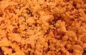 Wie man Knoblauch Popcorn! (14 Minuten)