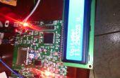Hausgemachte Batteriemonitor mit AVR
