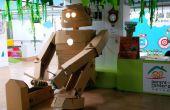 Riesiger Roboter