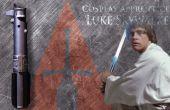 Wie erstelle ich ein Lichtschwert - Anakin Skywalker, Lukas, Finn