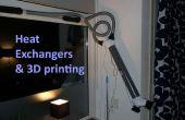 Wärmetauscher und 3D-Druck