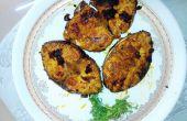 Würzige indische Backfisch Rezept