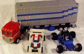 So weit meine LEGO Transformers