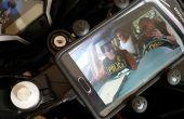 Wie installiere ich eine USB-Ladegerät auf einem Motorrad