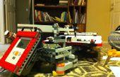 Bauen einen Roboter Lego Multigraph