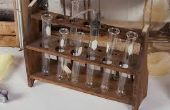 Wie erstelle deine eigenen Chemielabor von Grund auf und einem einfachen Experiment zu tun!