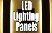 Machen Sie Ihre eigene LED-Beleuchtung-Panels