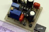Die winzigen Audio Verstärker