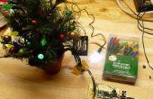 Charliplexed Christmas Tree für meine Cubby