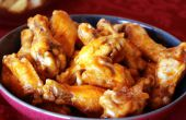 Buffalo Wings Rezept