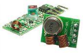 RF-315/433 MHz Sender-Empfänger-Modul und Arduino