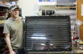 Solare Wasser-Heizung: Teil 1 - den Sammler