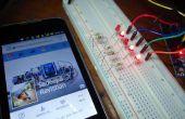 Arduino mit Facebook - der einfache Weg zu steuern