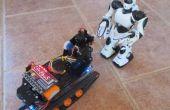 Autonome Sentinel Arduino Fahrzeug