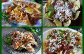 Nachos ~ unglaubliche essbare Familie Mahlzeit