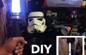 DIY-Light Saber (aus recyceltem Material)