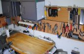 9 ungewöhnliche Werkzeug Speichermethoden für Ihre Werkstatt