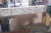 Wie erstelle ich eine Steambox zum Biegen von Holz