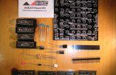 Montage der 8 x 8 LED Board Kit
