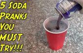 5 Soda Streiche, die Sie ausprobieren müssen!