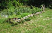 Sehr niedrige Buck und höchst umweltfreundliche Garten