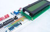 Wie man einen Charakter-LCD displays mit DIP-Schalter