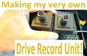 Ein fahren Rekord Einheit (DRU) für mein Auto!