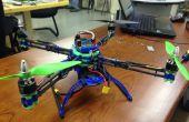 3D gedruckt & Kohlefaser-QuadCopter