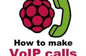 Gewusst wie: VoIP-Anrufe von Raspberry Pi