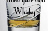 Bauen Sie einen Whisky noch
