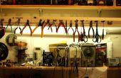 Obenliegende Werkzeugspeicher
