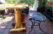 Schützen Sie Ihr Holz Gartenmöbel