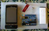 IAndroidRemote - Kontrolle Android mobile mit einer Apple Remote Fernbedienung
