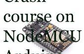 Schneller Einstieg in das Nodemcu (ESP8266) auf Arduino IDE