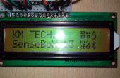 SenseBox 13-Arduino-Sensor-Box
