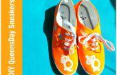 DIY Königin ' s Tag Sneakers Tutorial