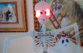 Arduino Halloween Skelett
