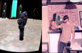 Das Oculus Karton-Projekt: DIY virtuelle Realität Pistole mit Tracking mit Arduino und die ESP8266