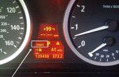 """BMW 530i - hinzufügen der BMW """"Sport Mode"""" Taste Hack"""