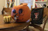 Machen Sie eine Halloween Kürbis Bowle