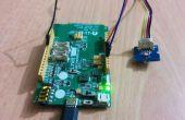 Hallen-Sensor mit Linkit One