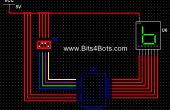 4-Bit Binär manueller Zähler: NI Multisim (inklusive Video)