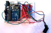 W-Temperatur und Luftfeuchtigkeit Monitor mit ESP8266